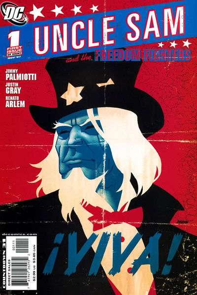 Uncle Sam and the Freedom Fighters Comic Books. Uncle Sam and the Freedom Fighters Comics.