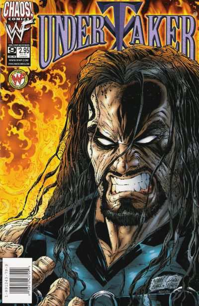Undertaker #9 Comic Books - Covers, Scans, Photos  in Undertaker Comic Books - Covers, Scans, Gallery