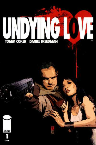 Undying Love comic books