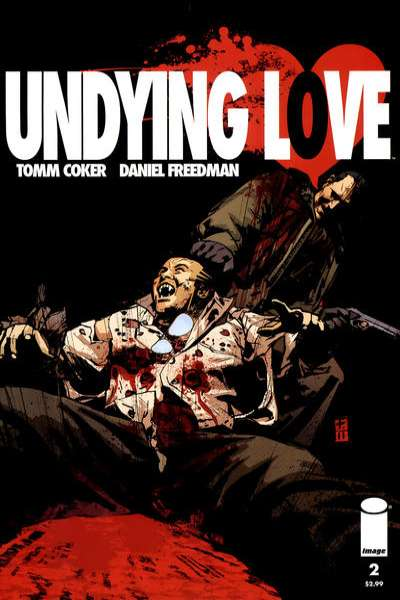 Undying Love #2 comic books - cover scans photos Undying Love #2 comic books - covers, picture gallery