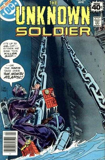Unknown Soldier #226 comic books for sale