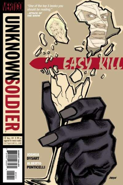 Unknown Soldier #12 comic books for sale