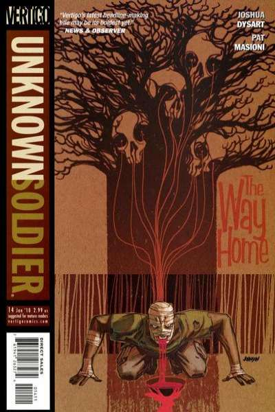 Unknown Soldier #14 comic books for sale