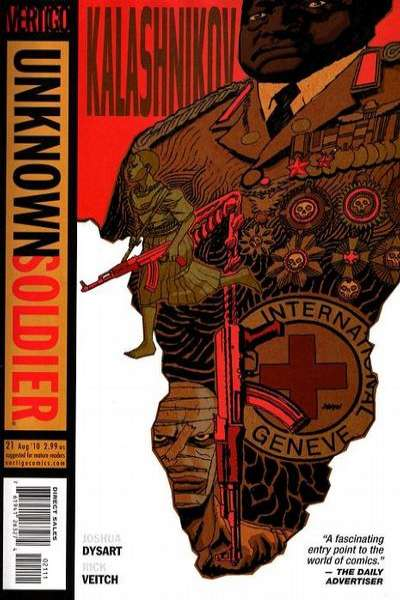 Unknown Soldier #21 comic books for sale