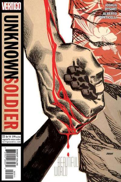 Unknown Soldier #23 comic books for sale