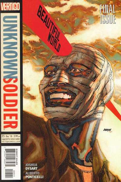 Unknown Soldier #25 Comic Books - Covers, Scans, Photos  in Unknown Soldier Comic Books - Covers, Scans, Gallery