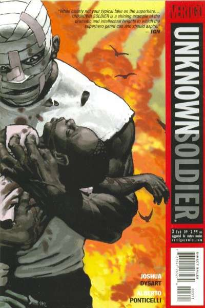 Unknown Soldier #3 Comic Books - Covers, Scans, Photos  in Unknown Soldier Comic Books - Covers, Scans, Gallery