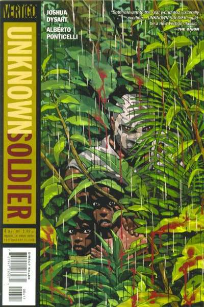 Unknown Soldier #4 comic books for sale