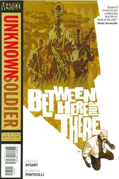 Unknown Soldier #7 Comic Books - Covers, Scans, Photos  in Unknown Soldier Comic Books - Covers, Scans, Gallery