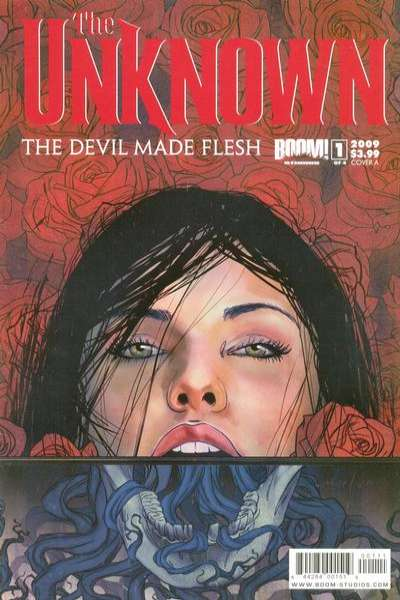 Unknown: The Devil Made Flesh #1 comic books - cover scans photos Unknown: The Devil Made Flesh #1 comic books - covers, picture gallery