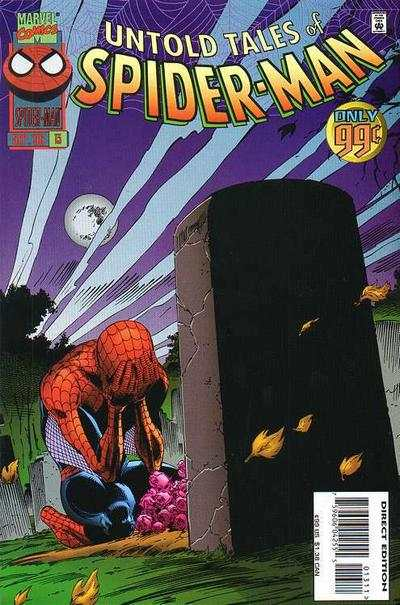 Untold Tales of Spider-Man #13 comic books - cover scans photos Untold Tales of Spider-Man #13 comic books - covers, picture gallery
