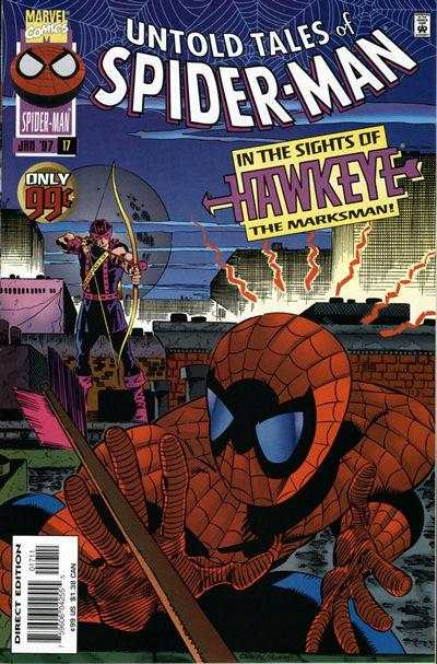 Untold Tales of Spider-Man #17 Comic Books - Covers, Scans, Photos  in Untold Tales of Spider-Man Comic Books - Covers, Scans, Gallery