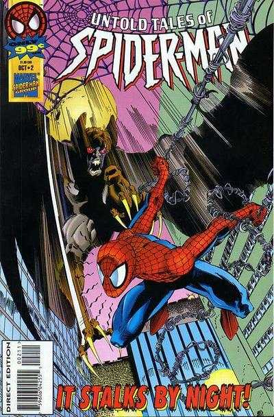 Untold Tales of Spider-Man #2 comic books for sale