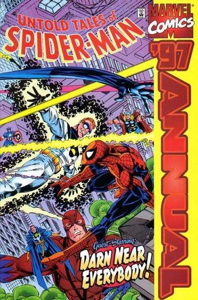 Untold Tales of Spider-Man #1997 comic books - cover scans photos Untold Tales of Spider-Man #1997 comic books - covers, picture gallery