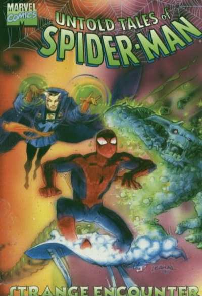 Untold Tales of Spider-Man #1 comic books for sale