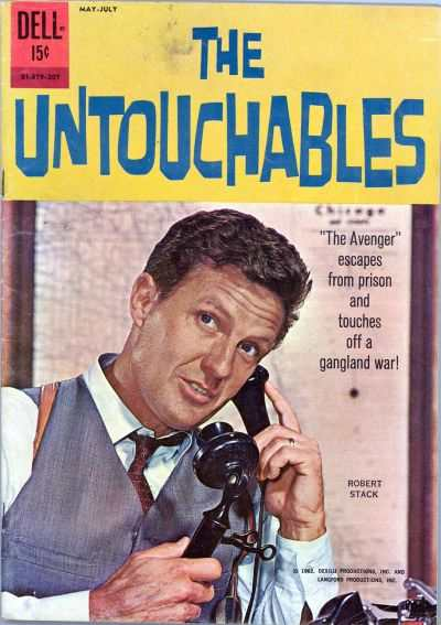 Untouchables #3 Comic Books - Covers, Scans, Photos  in Untouchables Comic Books - Covers, Scans, Gallery