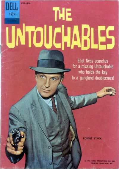 Untouchables #4 Comic Books - Covers, Scans, Photos  in Untouchables Comic Books - Covers, Scans, Gallery