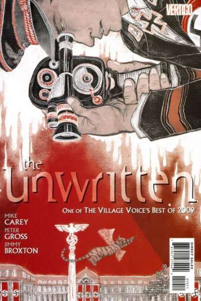 Unwritten #10 Comic Books - Covers, Scans, Photos  in Unwritten Comic Books - Covers, Scans, Gallery