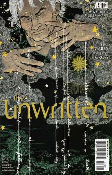 Unwritten #16 Comic Books - Covers, Scans, Photos  in Unwritten Comic Books - Covers, Scans, Gallery