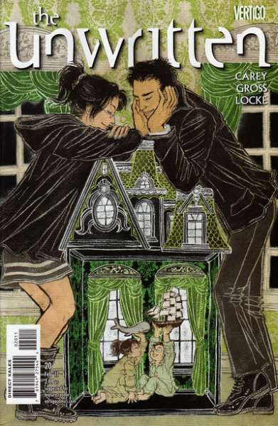 Unwritten #20 Comic Books - Covers, Scans, Photos  in Unwritten Comic Books - Covers, Scans, Gallery