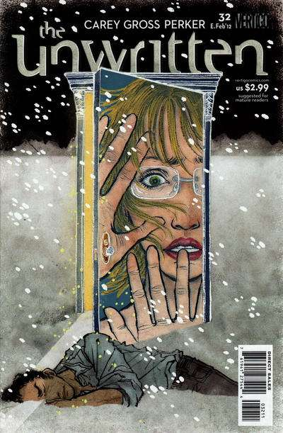 Unwritten #32 Comic Books - Covers, Scans, Photos  in Unwritten Comic Books - Covers, Scans, Gallery