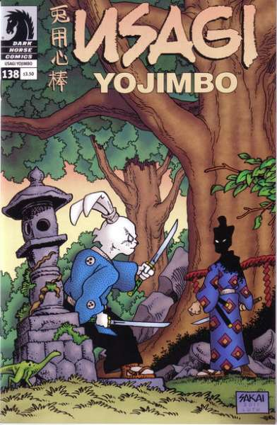 Usagi Yojimbo #138 Comic Books - Covers, Scans, Photos  in Usagi Yojimbo Comic Books - Covers, Scans, Gallery
