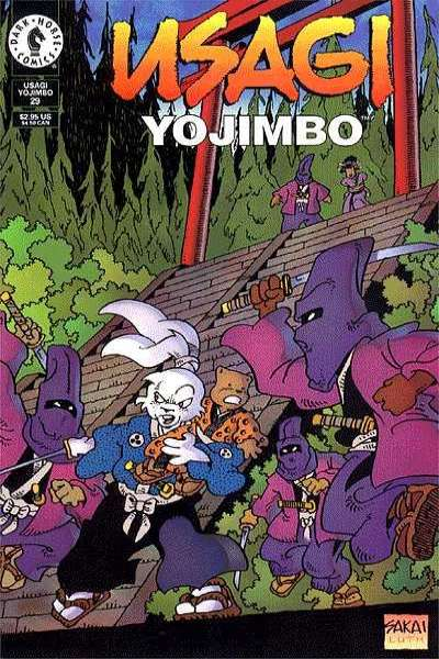 Usagi Yojimbo #29 comic books for sale