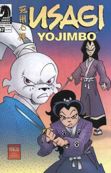 Usagi Yojimbo #87 Comic Books - Covers, Scans, Photos  in Usagi Yojimbo Comic Books - Covers, Scans, Gallery