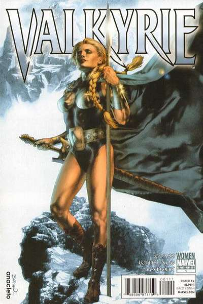 Valkyrie #1 Comic Books - Covers, Scans, Photos  in Valkyrie Comic Books - Covers, Scans, Gallery