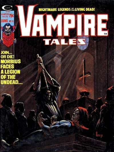Vampire Tales #11 comic books - cover scans photos Vampire Tales #11 comic books - covers, picture gallery