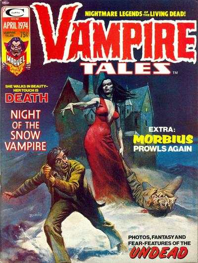 Vampire Tales #4 comic books - cover scans photos Vampire Tales #4 comic books - covers, picture gallery