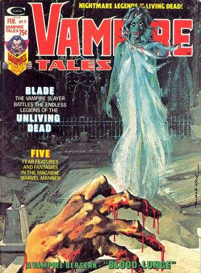Vampire Tales #9 comic books - cover scans photos Vampire Tales #9 comic books - covers, picture gallery