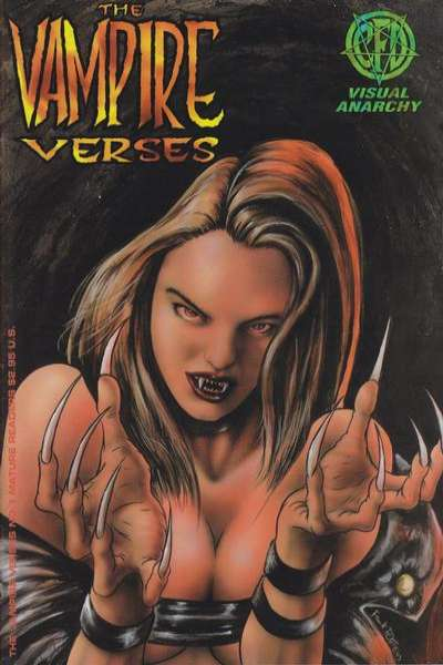 Vampire Verses #1 comic books - cover scans photos Vampire Verses #1 comic books - covers, picture gallery
