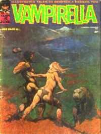 Vampirella #5 Comic Books - Covers, Scans, Photos  in Vampirella Comic Books - Covers, Scans, Gallery