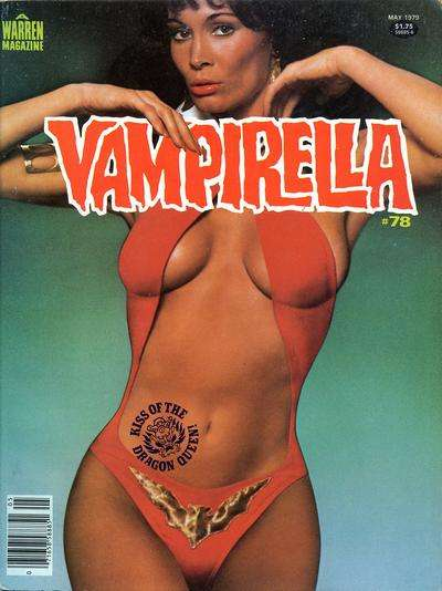 Vampirella #78 comic books for sale