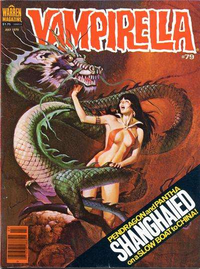 Vampirella #79 comic books for sale