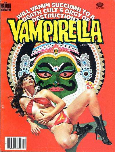 Vampirella #82 comic books for sale