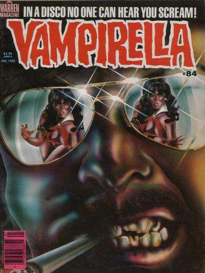 Vampirella #84 comic books for sale