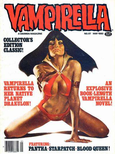 Vampirella #87 comic books for sale