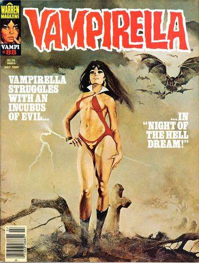 Vampirella #88 comic books for sale