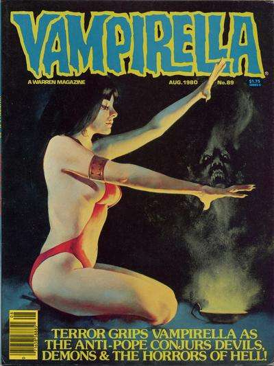 Vampirella #89 comic books for sale
