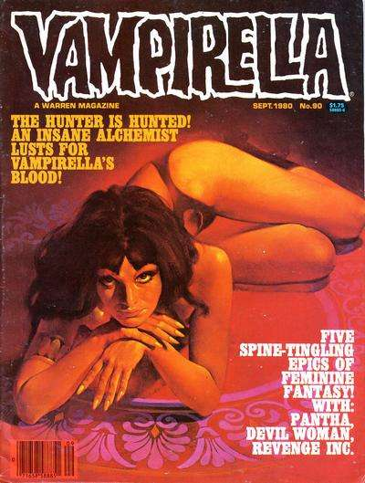 Vampirella #90 comic books for sale