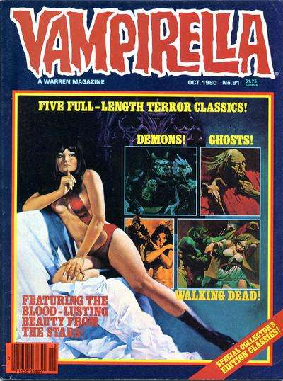 Vampirella #91 comic books for sale