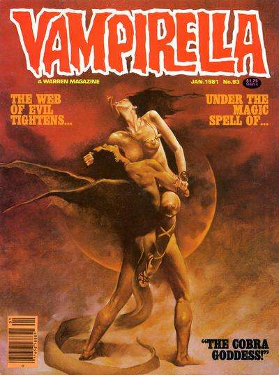 Vampirella #93 comic books for sale