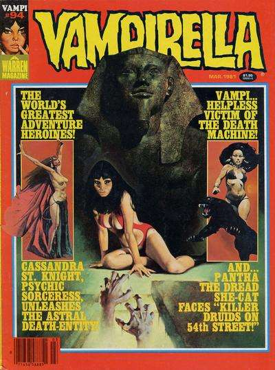 Vampirella #94 comic books for sale