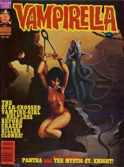Vampirella #95 comic books for sale