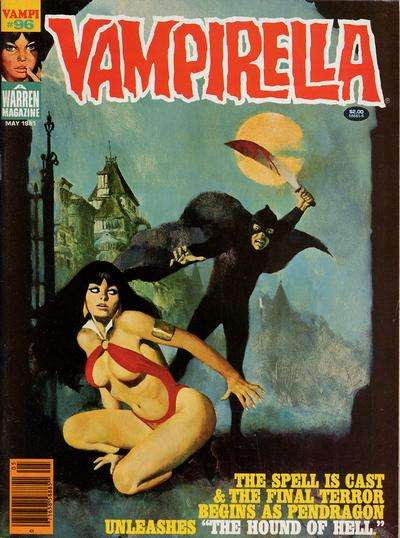 Vampirella #96 comic books for sale
