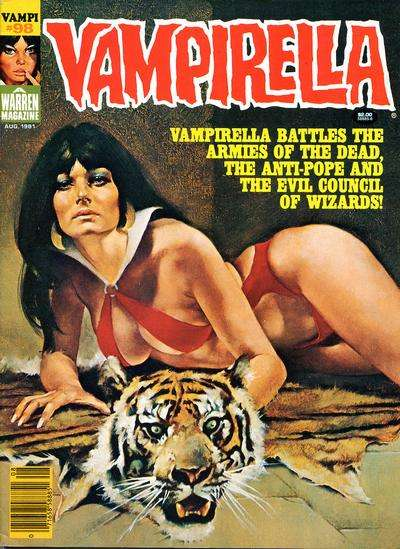 Vampirella #98 comic books for sale
