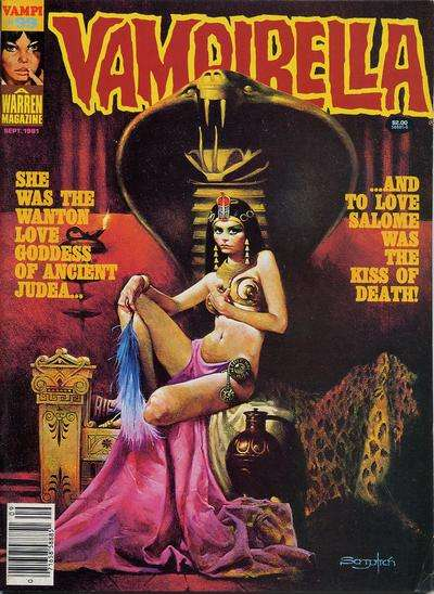 Vampirella #99 comic books for sale