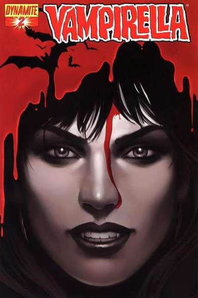 Vampirella #2 Comic Books - Covers, Scans, Photos  in Vampirella Comic Books - Covers, Scans, Gallery